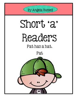Little Readers ~ Short 'a'