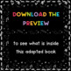 Little Red Hen: Adapted Book for Early Childhood Special E
