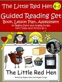 A+ Little Red Hen-B-2 Guided Reading-Emergent Reader,Lesso