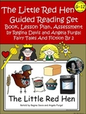 A+ Little Red Hen-G-12 Guided Reading-Book, Lesson Plan, A