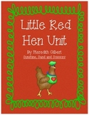 Little Red Hen Mini Unit