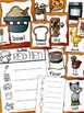 Little Red Hen Posters (12 Total) and Writing Activity