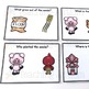 Little Red Hen Story Cards and Comprehension