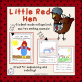 Little Red Hen's Kindergarten Adventure