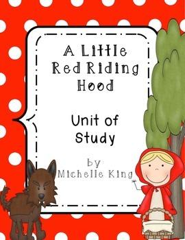 Little Red Riding Hood Companion Set