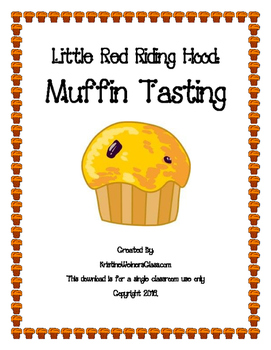 Little Red Riding Hood: Muffin Tasting