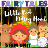 Little Red Riding Hood STEM Challenges