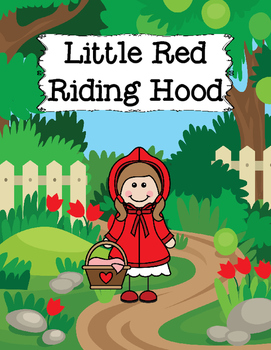 Little Red Riding Hood Story Bundle