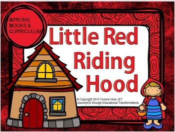 Little Red Riding Hood Unit (Literacy and Math Activities)