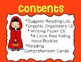 Little Red Riding Hood Unit~ Includes Graphic Organizers &