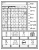 Little Red Riding Hood Word Search in English and Spanish