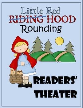 Little Red Rounding Hood - Rounding tens, hundreds, thousands