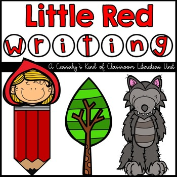 Little Red Writing Book Unit