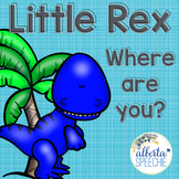 Little Rex, Where are you? Interactive Preposition Story