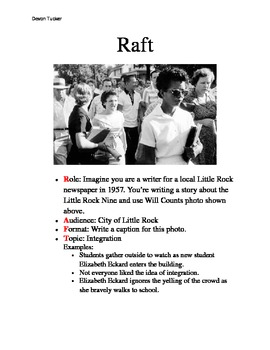 Little Rock Nine (RAFT)