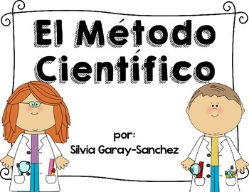 Little Scientists: Scientific Method Posters in Spanish