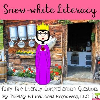 Little Snow White Literacy