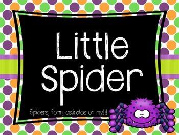 Little Spider: A Musical Potpourri