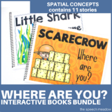 Little Stories, Where are you? Interactive Stories Bundle