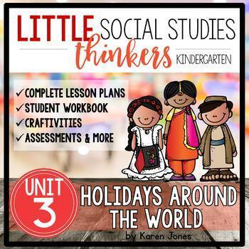 Little Thinkers Unit 3: Holidays Around the World