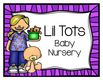 Little Tots Daycare & Nursery (Dramatic Play)