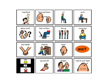 Little Visuals- (Help for not just Autism)