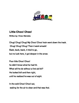 LittleChoo! Choo!