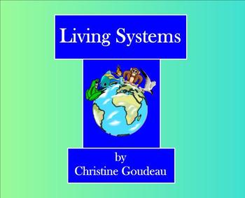 Living Systems SMARTboard Lesson - Animals/Ecosystems - In