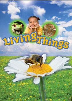 Living Things flip e-Book