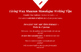 Living Wax Museum Biography Research Project & Speech