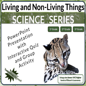 Living and Non-Living Things Powerpoint Game