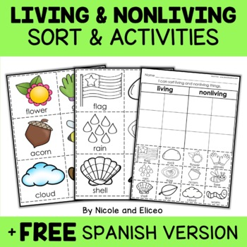 Interactive Living and Nonliving Activities