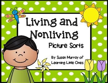 Living or Nonliving Sort