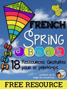 Livre Numérique de Ressources Gratuites // French Spring e