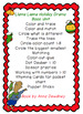 Llama Llama Holiday Drama Book Unit