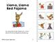 Llama Llama Red Pajama adapted book