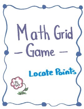 Locate Points Grid Game