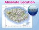 Themes of Geography Series  -  Location