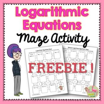 PreCalculus-Algebra 2: Logarithmic and Exponential Equatio
