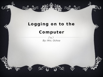 Logging In to Student Computers