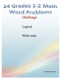 Logic Math Word Problems