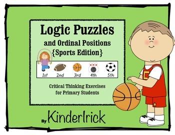Logic Problems- {Sports Edition}