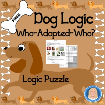 Logic Puzzle-Who adopted which dog? Critical thinking, war