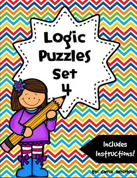 Logic Puzzles - Set 4