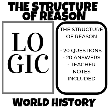 Logic: The Structure of Reason Video Guide