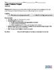 Logic and Reasoning Problem Project, Homework, Quiz, Extra