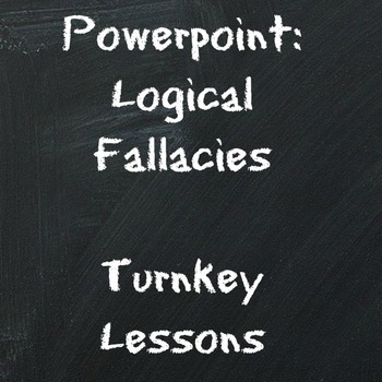 Logical Fallacies Powerpoint