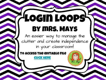 Login Loops ~EDITABLE~