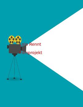 Lola Rennt Video/Film Project-German
