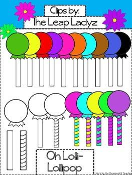 Lollipop Clip Art